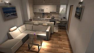 Poprawne projektowanie mieszkalnych wnętrz